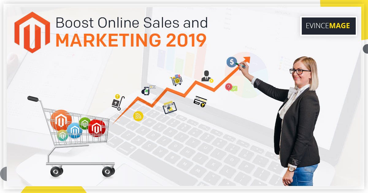 Top 10 Magento 2 Extension to boost Online Sales and Marketing 2019