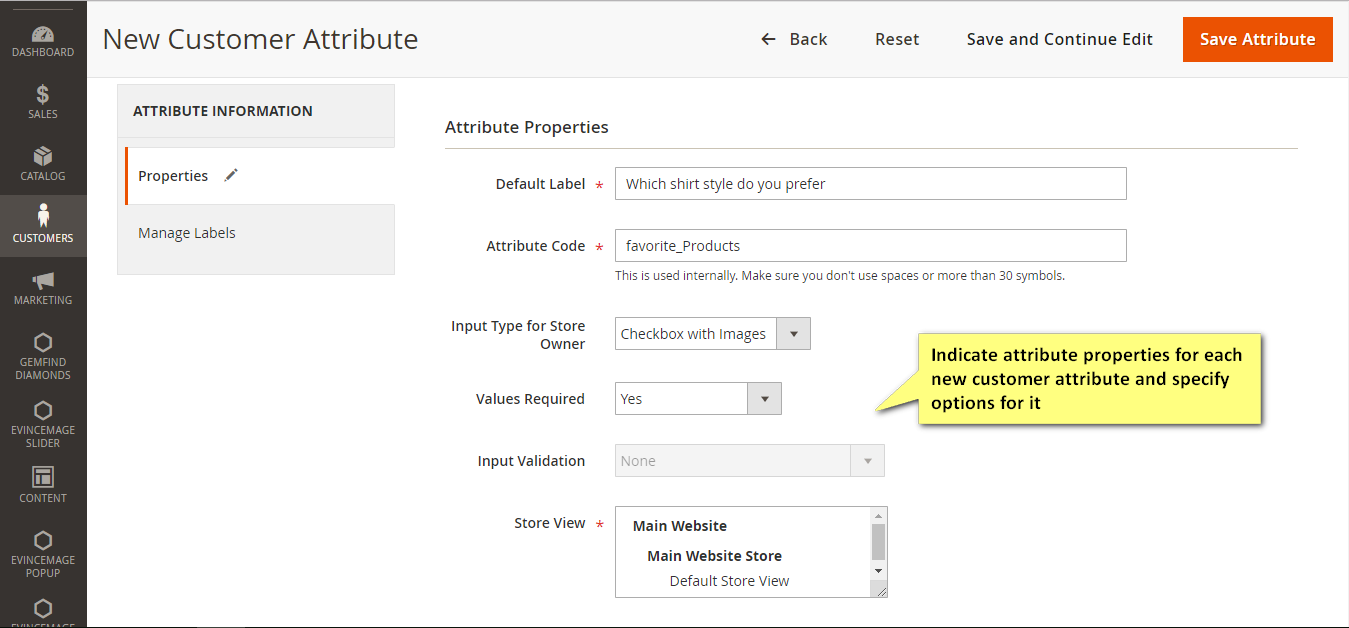 how to add custom field in Magento registration form