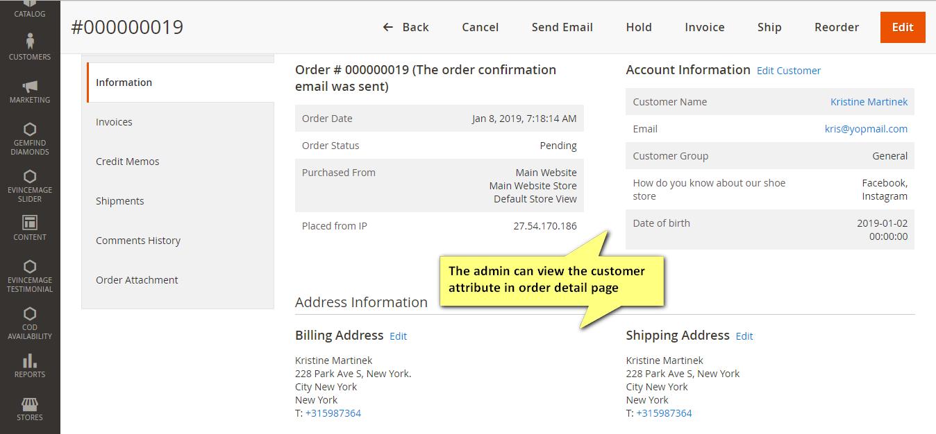 add new field in customer registration form Magento