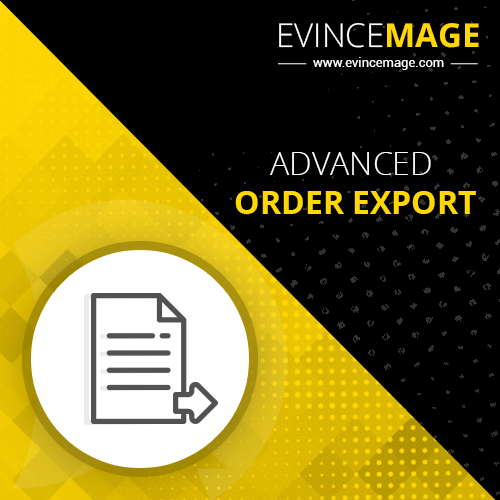 Advance Order Export Magento 2 Extension