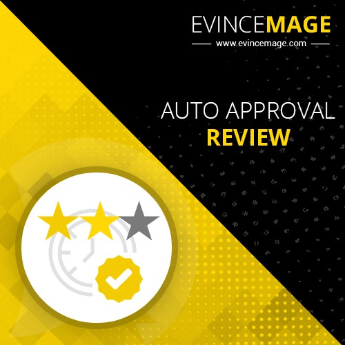Account Approval Review Magento 2 Extension