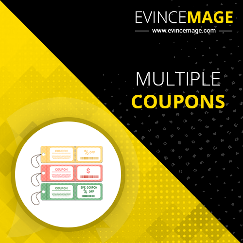 Multiple Coupons for Magento 1