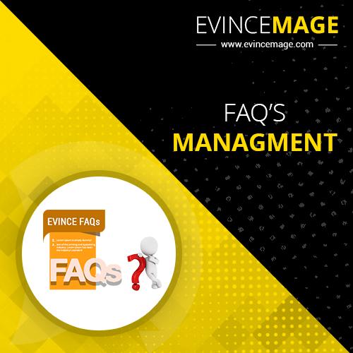 FAQ's Management for Magento 1