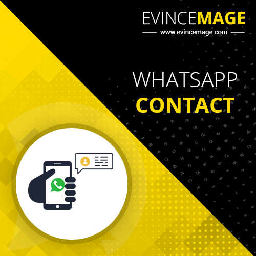 WhatsApp Contact Magento 2 Extension