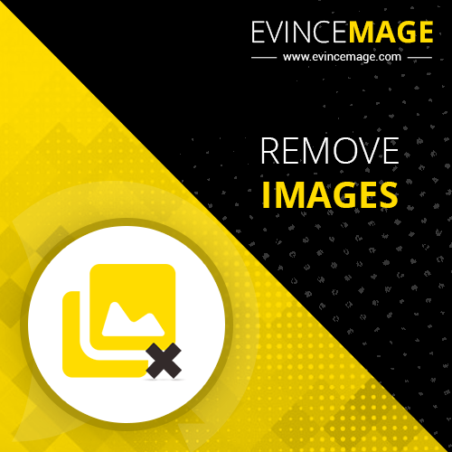 Remove Images for Magento 1