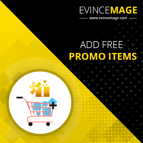 Add Free Promo Items for Magento 1