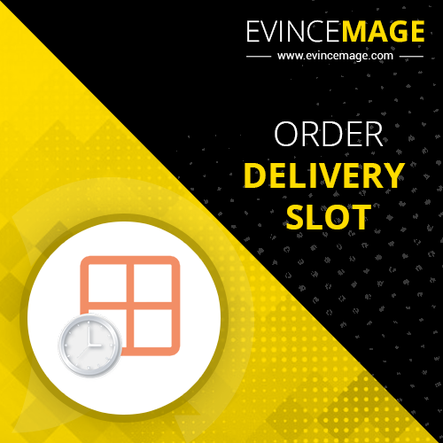 Order Delivery Slot for Magento 1