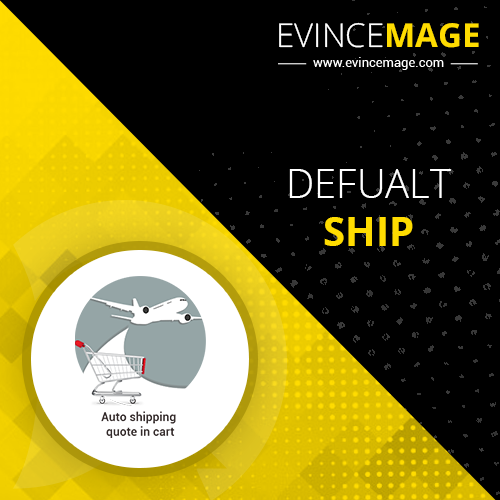 Default Ship for Magento 1