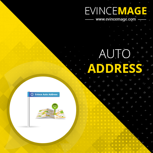 Auto Address for Magento 1