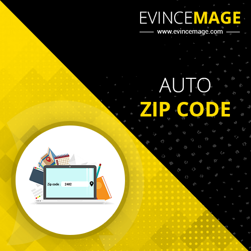 Auto Zip Code for Magento 1