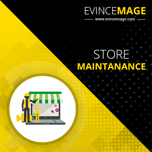 Store Maintenance Mode for Magento 1