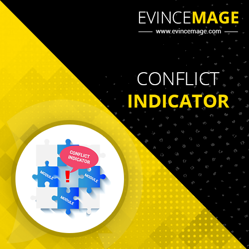 Conflict Indicator for Magento 1