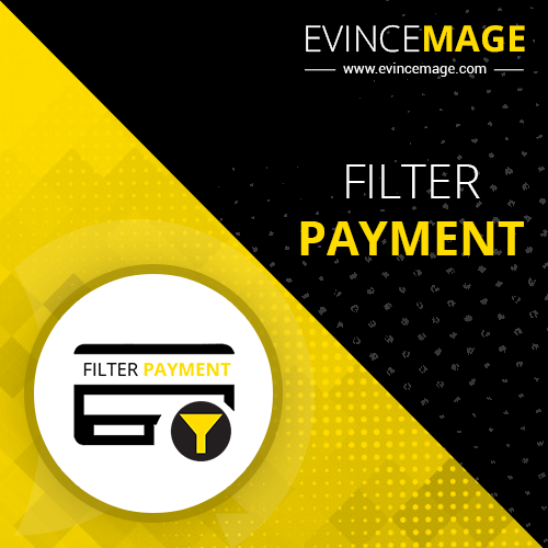 Filter Payment Method Magento 2 Extension
