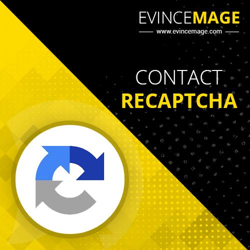 Contact ReCaptcha for Magento 1
