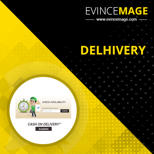 Delhivery for Magento 1