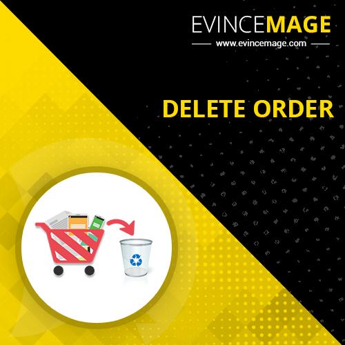 Delete Order for Magento 1