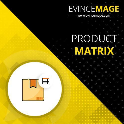 Product Matrix Magento 2 Extension