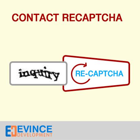 Contact  Recaptcha